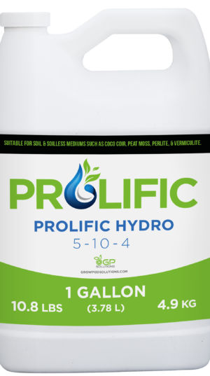 prolific-1gal jug